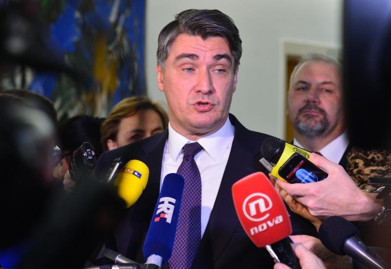 Premijer Zoran Milanović