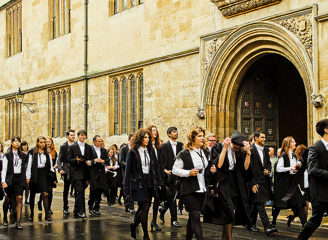 Sveučilište Oxford (Velika Britanija)