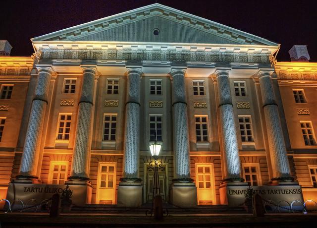 Sveučilište Tartu, Estonija