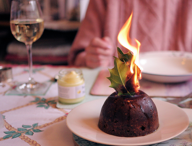 Figgy (Christmas) pudding