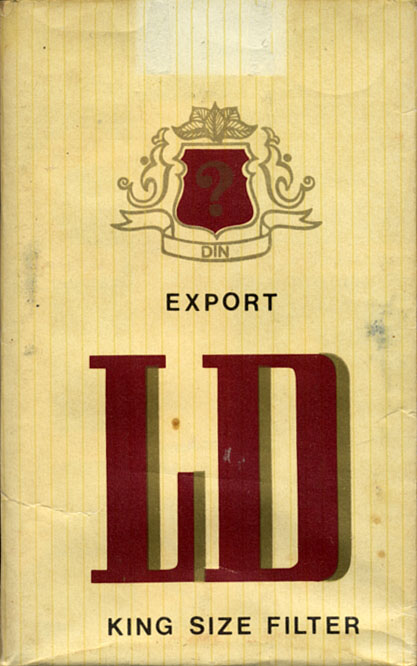 LD cigarety by