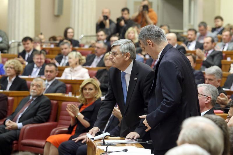 HDZ najavljuje da će smanjiti plaće saborskih zastupnika