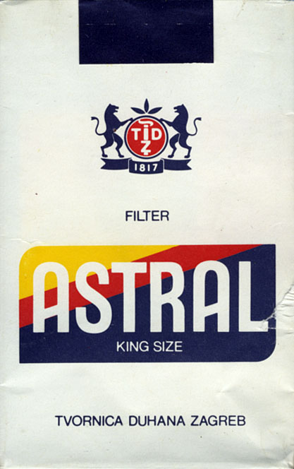 astral cigarety by