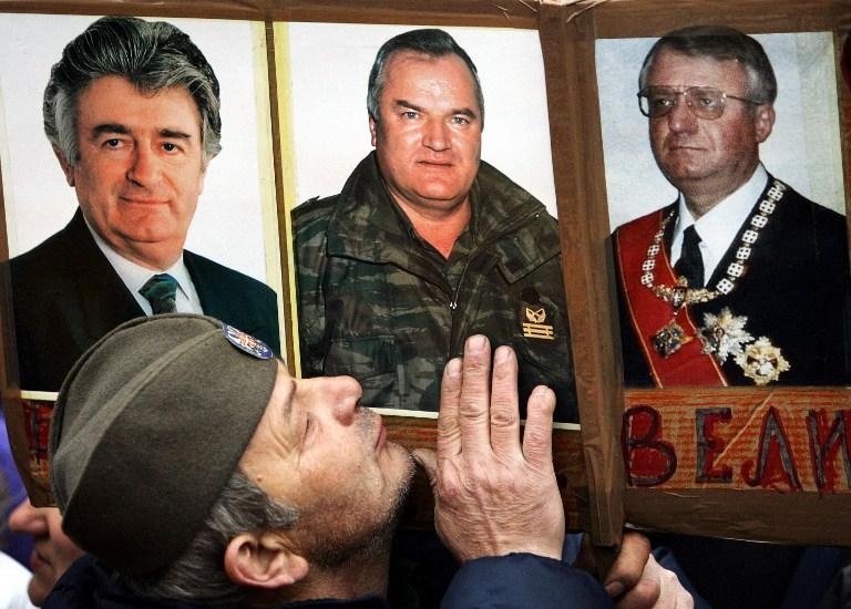Skup podrške Ratku Mladiću i Radovanu Karadžiću