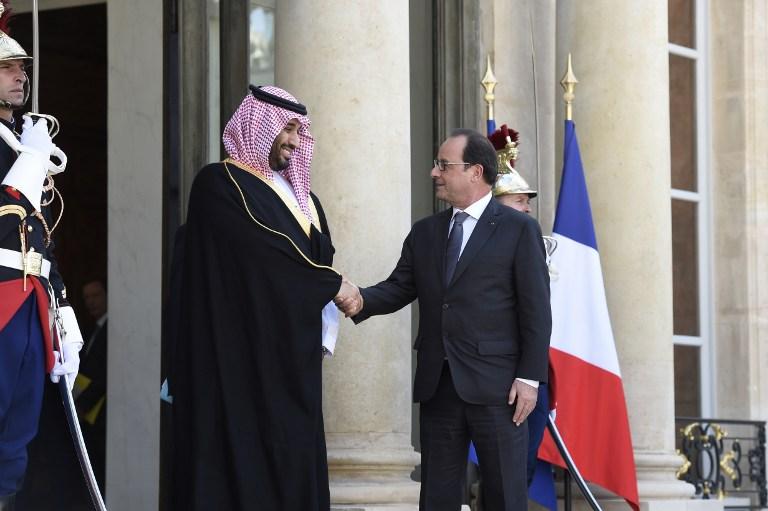S francuskim predsjednikom Hollandeom