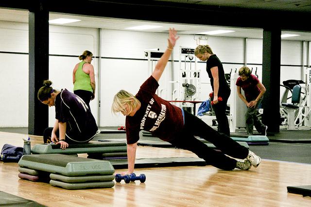 Između dva vježbanja trebalo bi proći maksimalno 48 sati