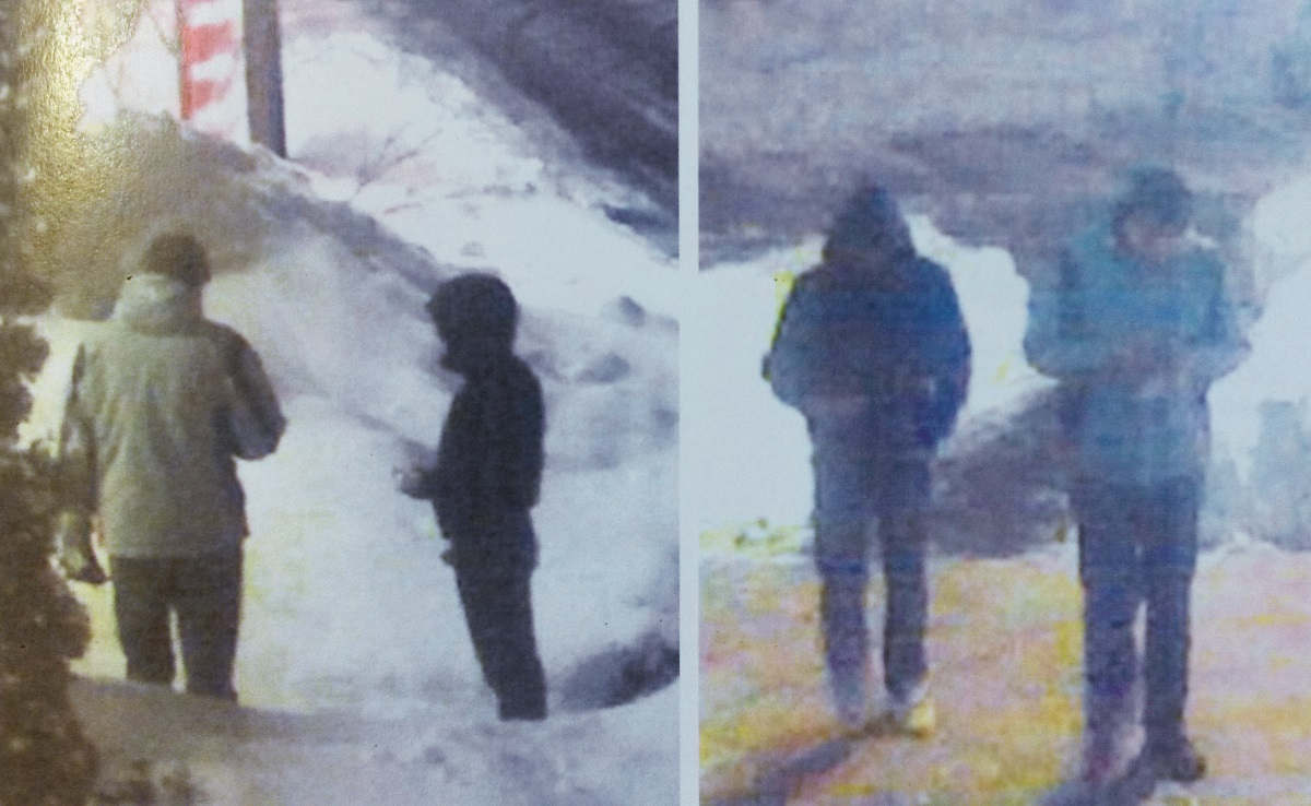 Snimke učinjene tajnom policijskom kamerom, nastale tijekom uhićenja bande krivotvoritelja prilikom prodaje lažnog novca prikrivenom agentu MUP-a