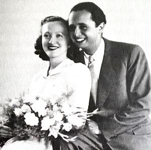 Erih i Žuži Jelinek 1941. godine