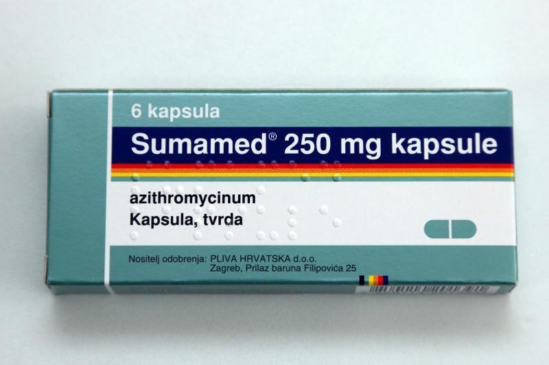 Antibiotik Sumamed