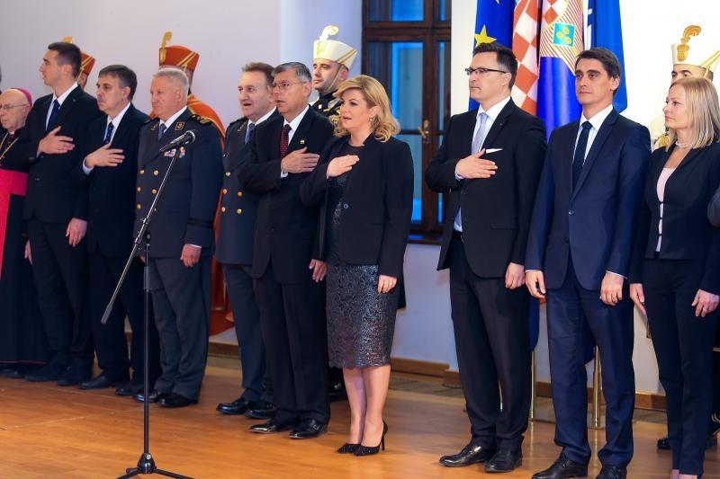 Predsjednica je govorila i o odnosu prema Srbiji