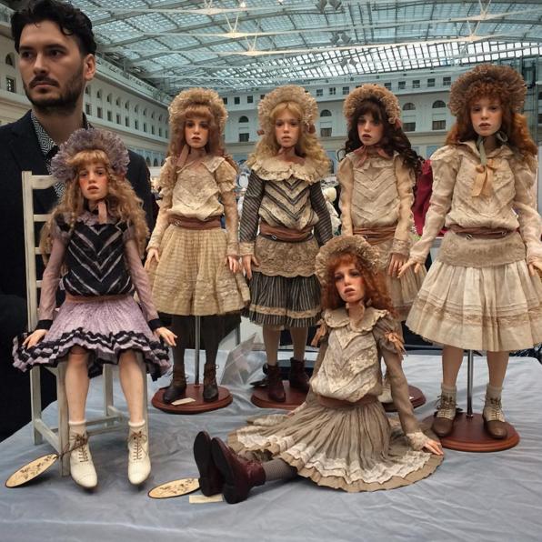 Na izložbi u Moskvi