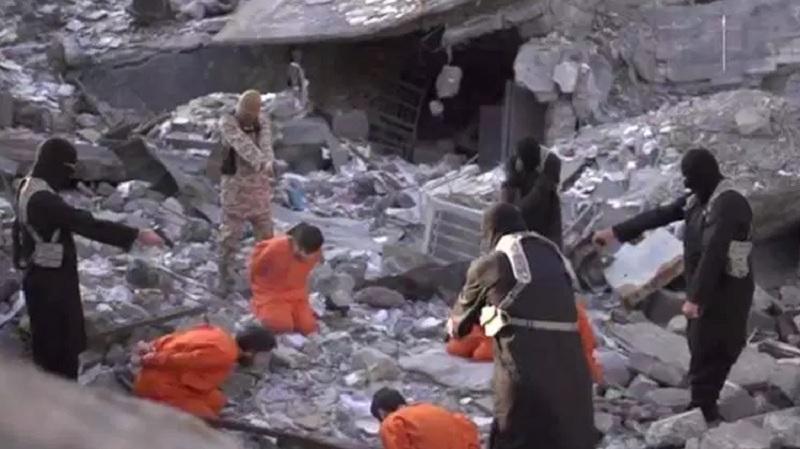 Petorica muškaraca pogubljena su pod optužbom da su špijuni