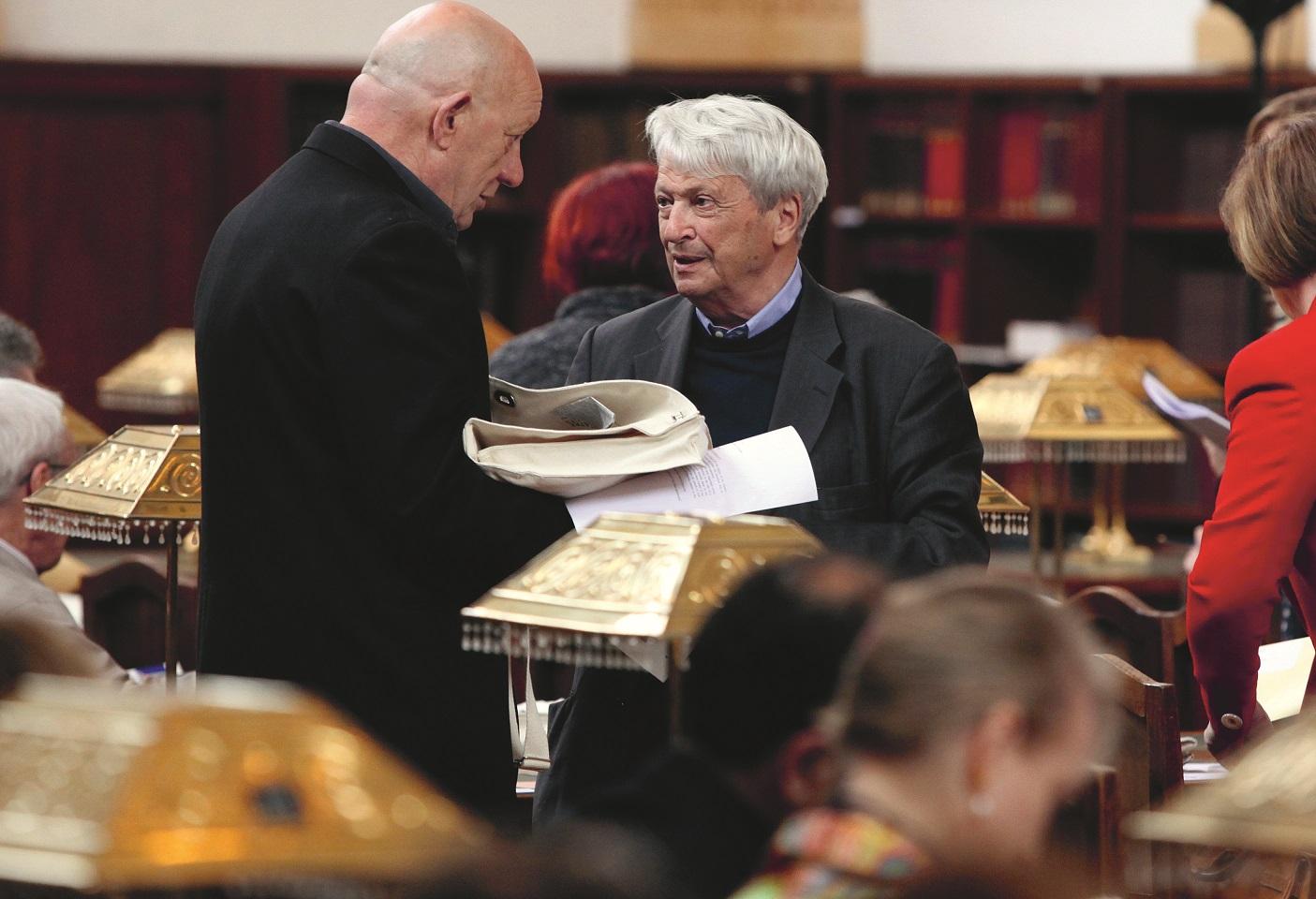 Na otvorenju kongresa ISPA-e s Paolom Magellijem