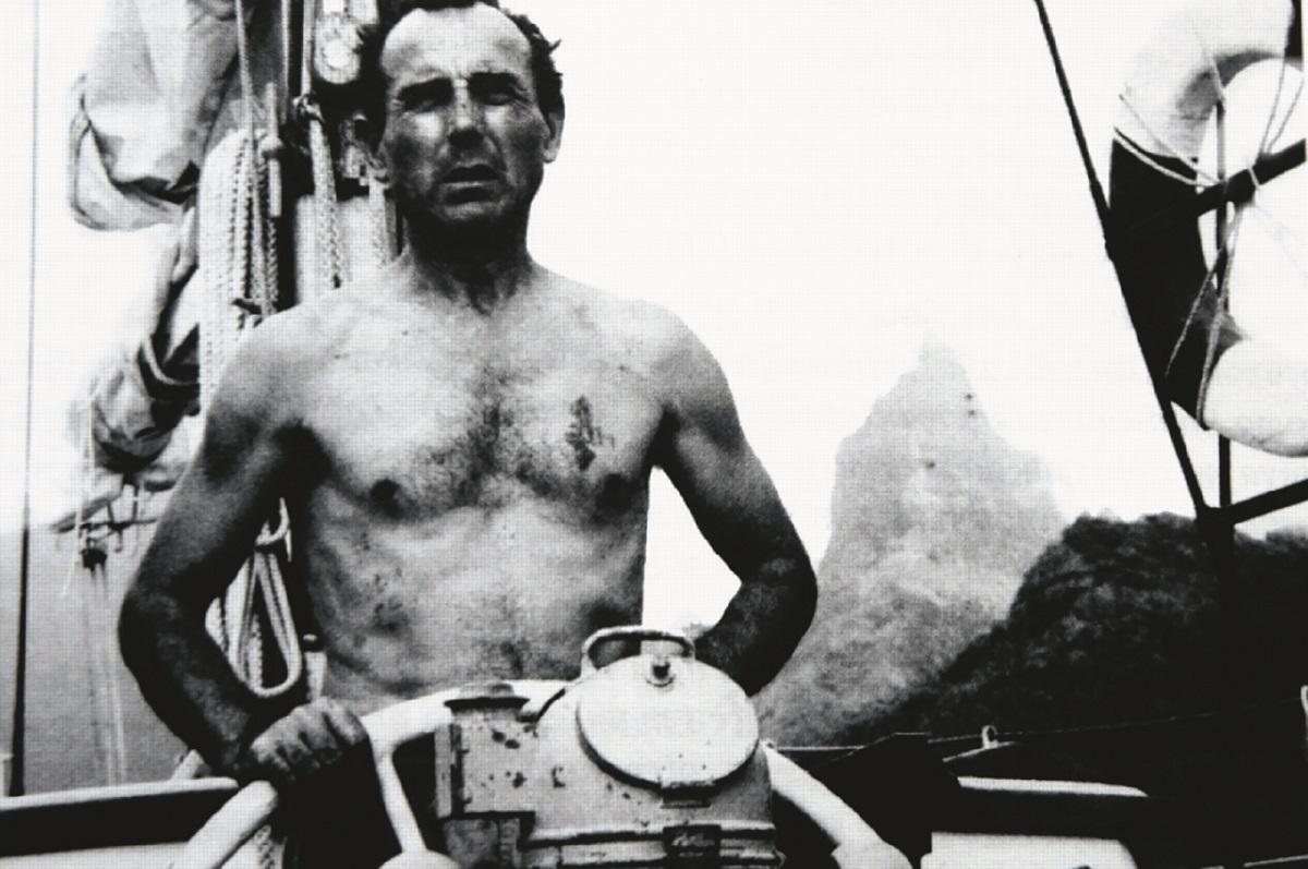 Joža Horvat 1966. godine