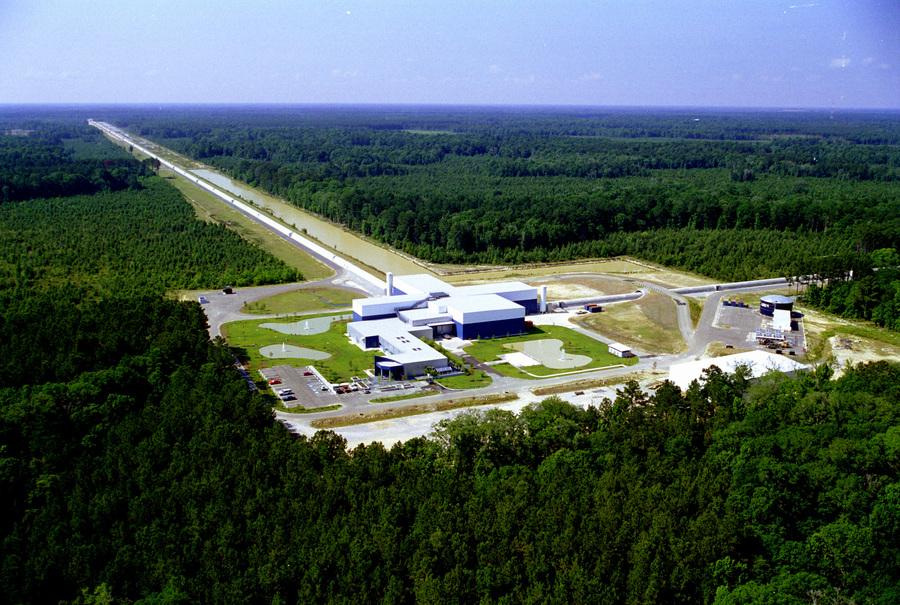 Dio para LIGO detektora