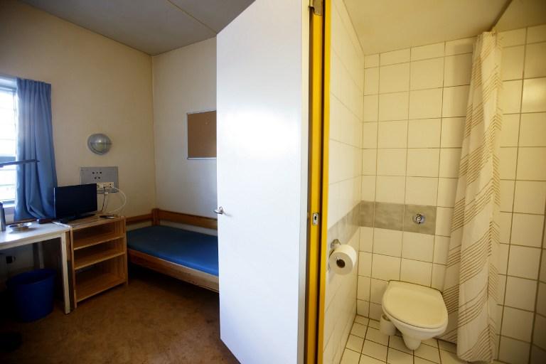 breivik zatvor ćelija