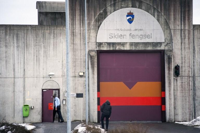breivik zatvor