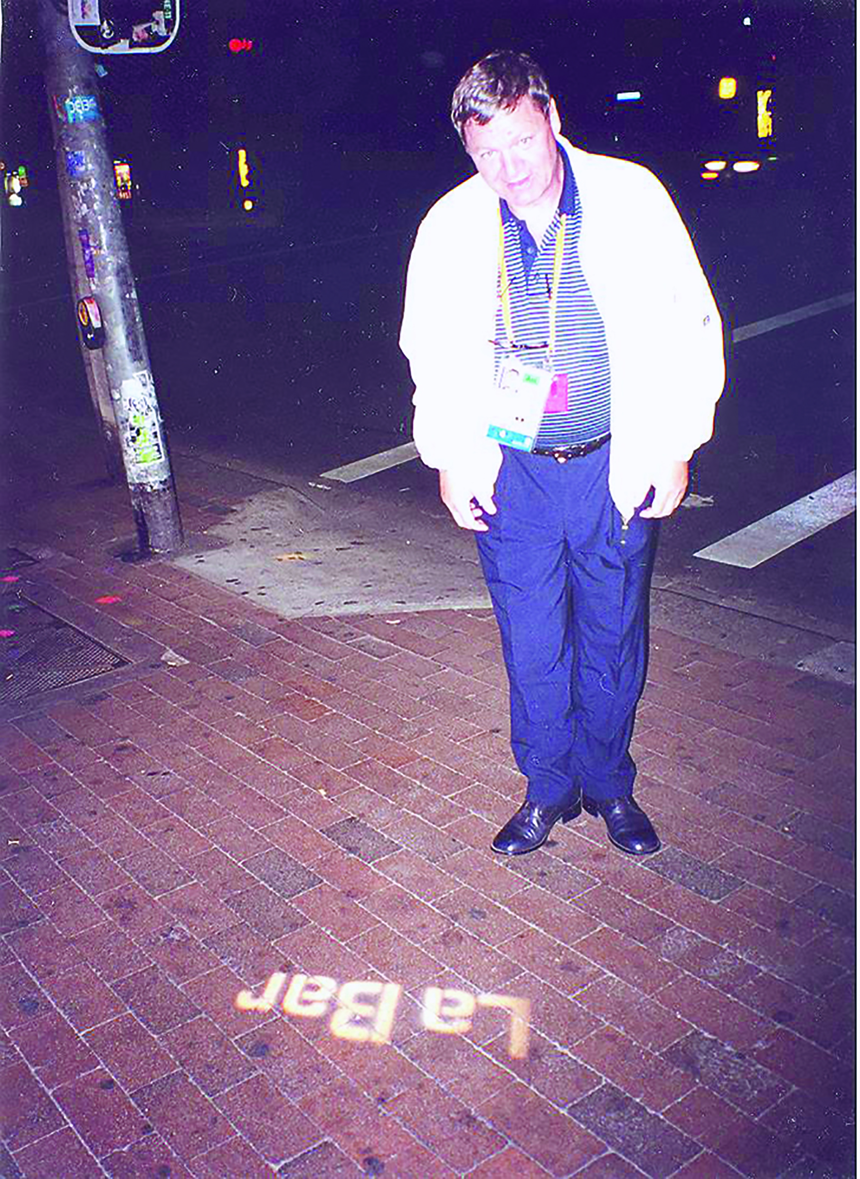Boris Labar Sydney