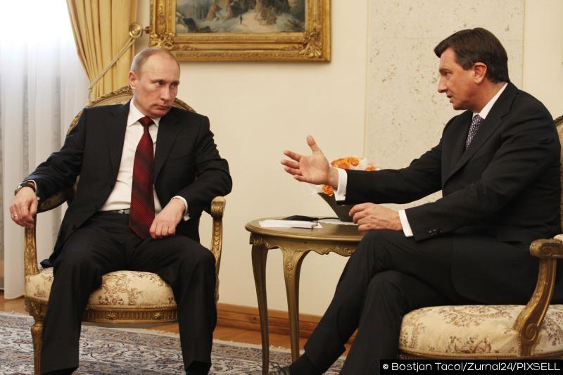 Putin uskoro dolazi u treći posjet Sloveniji