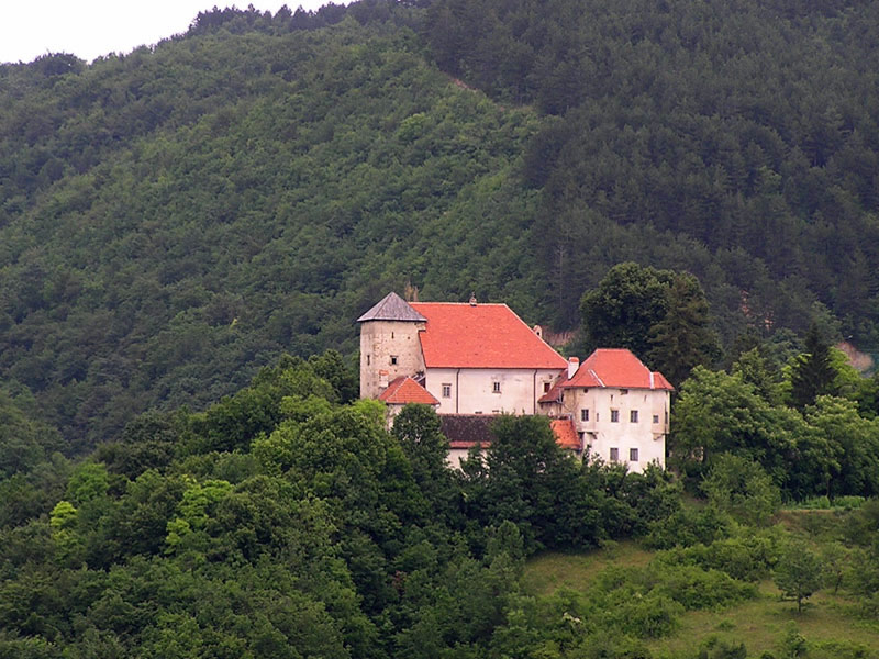 Dvorac Slavetić