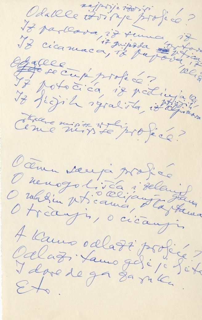 Vitezov rukopis
