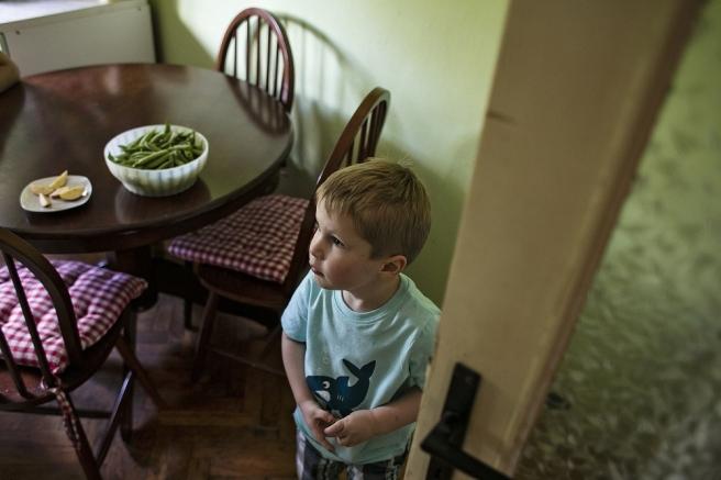 Jakov ima pet godina i normalno se razvija