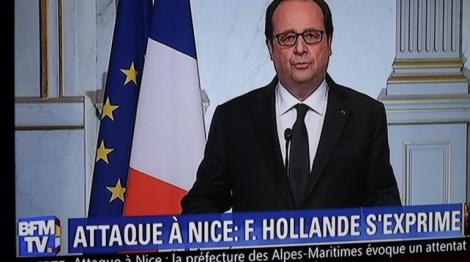 Francuski predsjednik  François Hollande