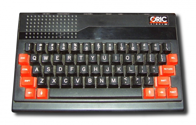 Oric Nova 64 zapravo je bio Oric Atomos