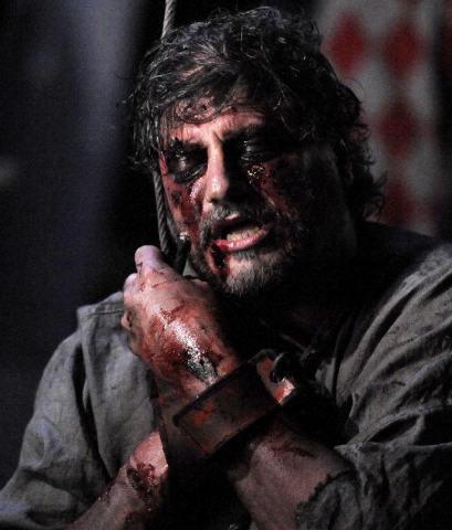 Jose Cura u ulozi Samsona 2010. godine