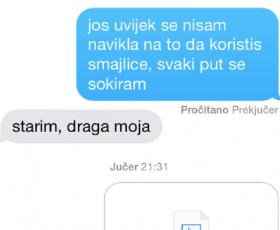 Zajebancija poruke