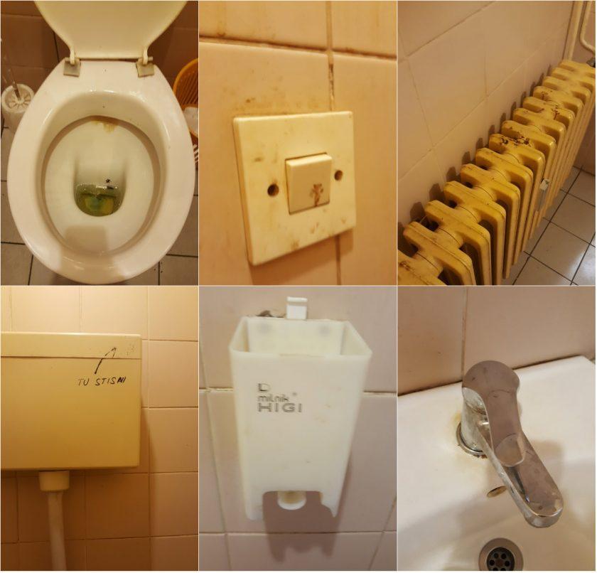 Upoznavanje wc