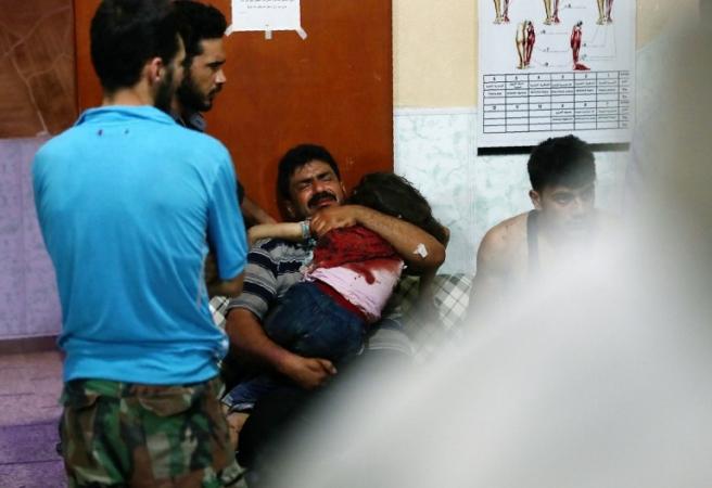 Sirijske žrtve