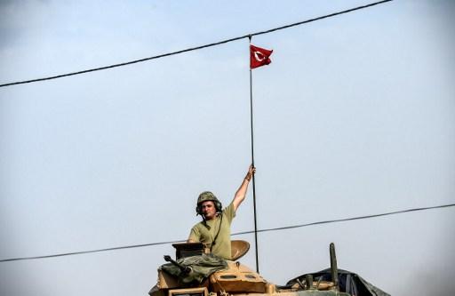 Turski tenkovi na području