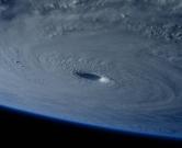Fotografija super-tajfuna Maysak