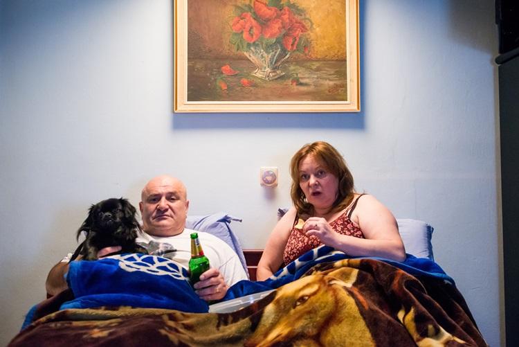 Dejan Aćimović i Ksenija Marinković
