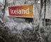 """An Iceland supermarket lorry passes a section of icicles and ice-covered hedgerow caused by a water splashed from the roadside near Hazeley Bottom, south of Reading, on March 27, 2013. Britain is in the grip of what the media has dubbed """"Miserable March"""", an unseasonal cold snap that threatens to bring the UK a White Easter. AFP PHOTO / ADRIAN DENNIS / AFP PHOTO / ADRIAN DENNIS"""