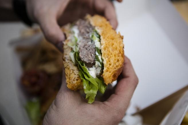 Sapun burger