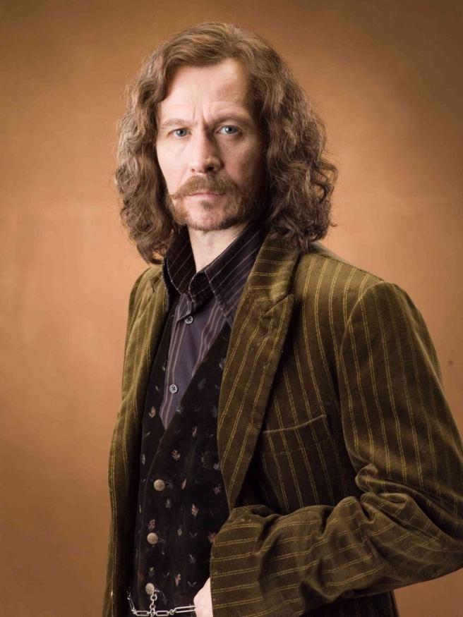 Sirius Black bio je animagus koji se pretvarao u psa