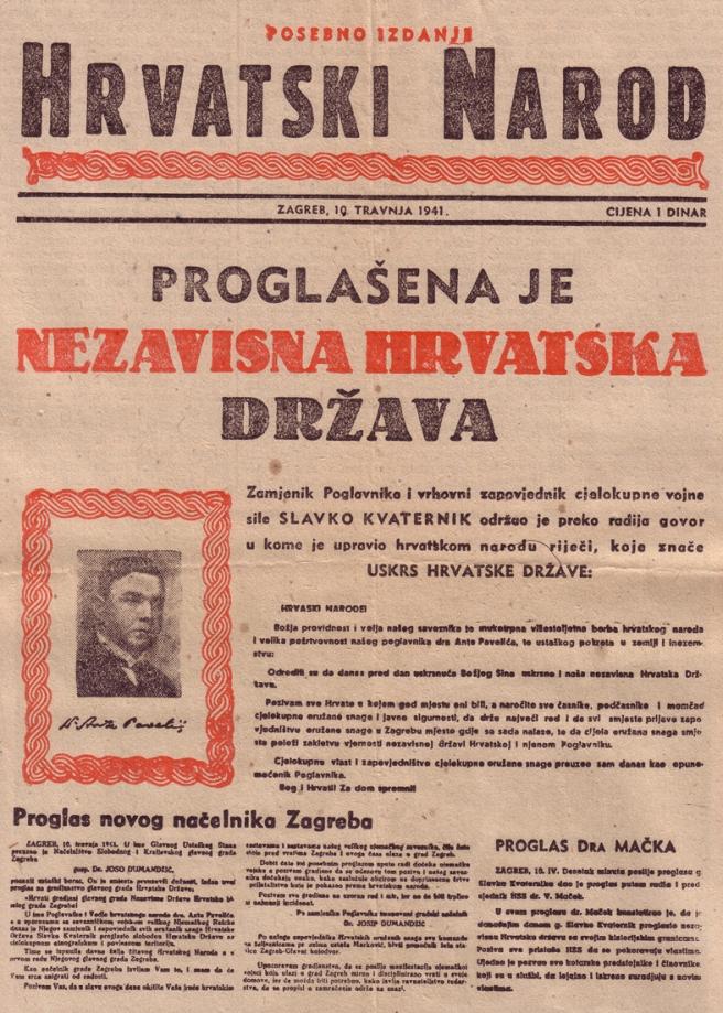 hrvatski_narod-naslovnicaproglasenje_ndh