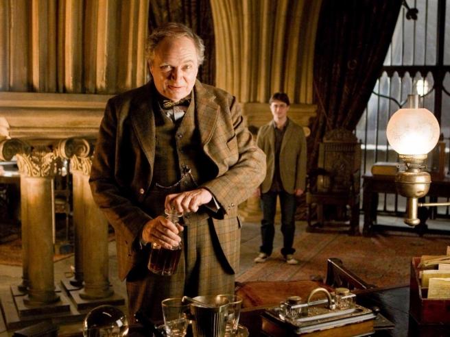 Profesor Slughorn otkrio je Voldemortu tajnu besmrtnosti