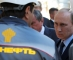 Russia's President Vladimir Putin (2nd R) visits a refinery of Russian oil giant Rosneft  in the Black Sea port of Tuapse in southern Russia, on October 11, 2013.  AFP PHOTO/ RIA-NOVOSTI/ POOL/ ALEXEI NIKOLSKY / AFP PHOTO / RIA-NOVOSTI / ALEXEI NIKOLSKY