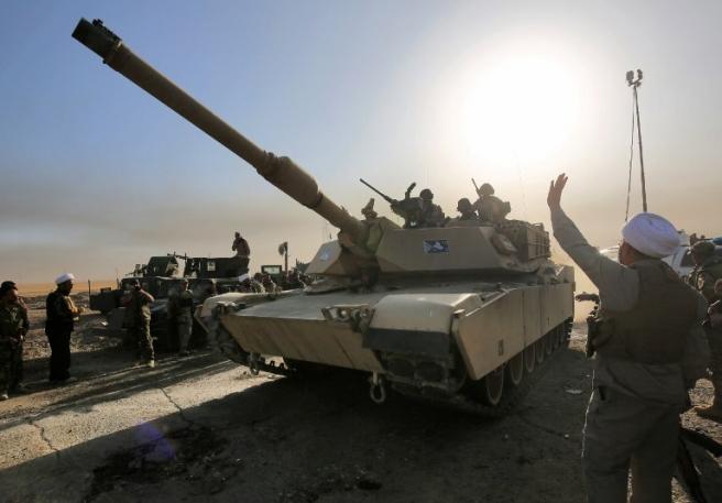 Irački vojnici oko 45 kilometara od Mosula, kreću se prema ISIS-ovom uporištu