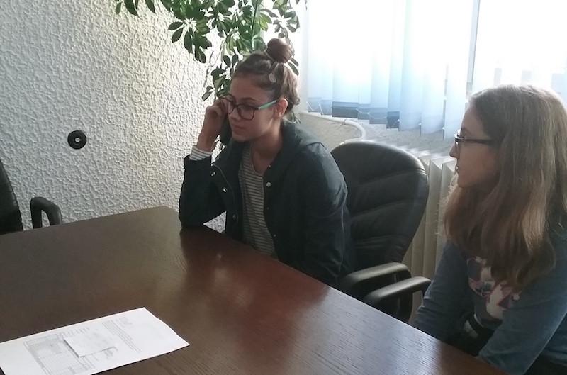 Učenice Ema Lang i Ivana Kovač za Telegram pričaju o sustavu