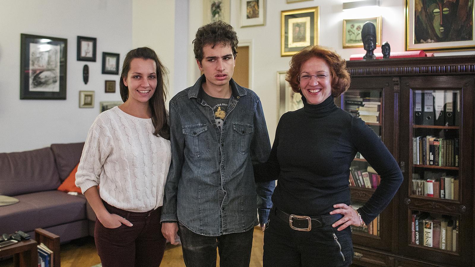 Tihana, Andrej i njihova mama