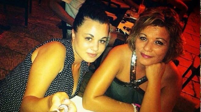 S mamom Natalijom snimljena prošle godine u Šibeniku