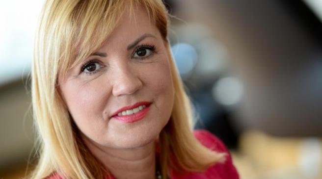 05.06.2016., Zagreb - Bernardica Juretic, ministrica socijalne politike i mladih. Photo: Marko Prpic/PIXSELL