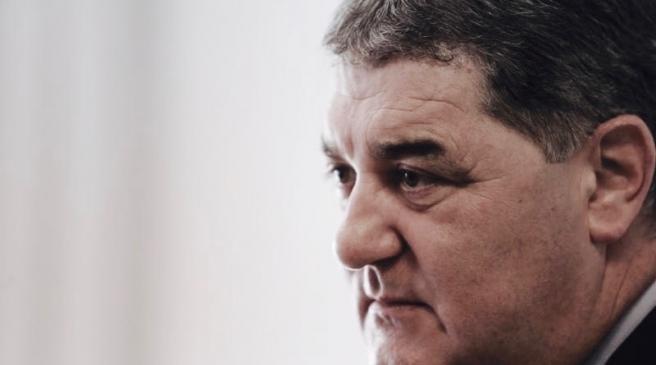 09.05.2016., Split - Gradonacelnik  Ivo Baldasar zbog raspustanja splitskog ogranka SDP-a sazvao konferenciju za medije u Banovini.  Photo: Ivo Cagalj/PIXSELL