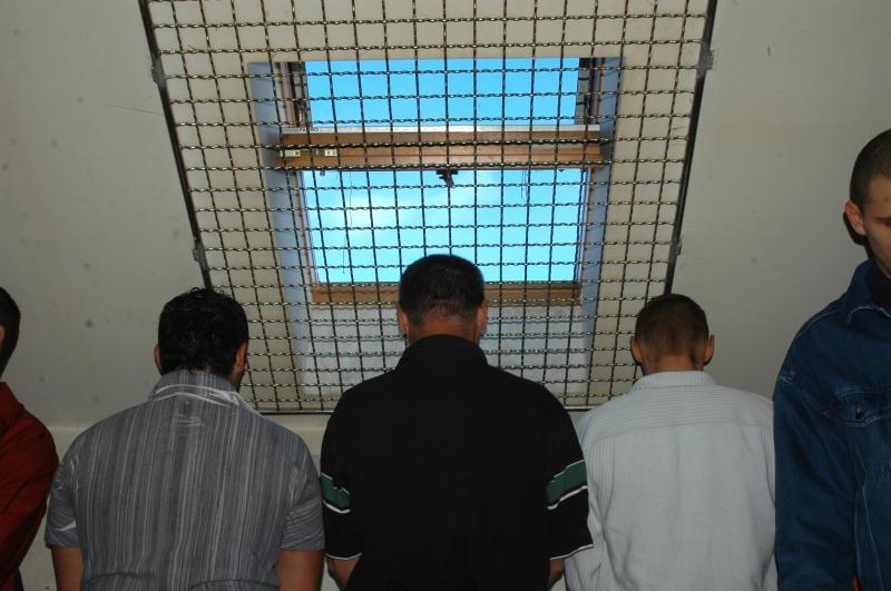 Zatvorenici u bjelovarskom zatvoru