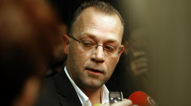 18.10.2016., Zagreb - Dolazak kandidata za buduce ministre na sastanak s Andrejom Plenkovicem u sredisnjicu HDZ-a. Zlatko Hasanbegovic. Photo: