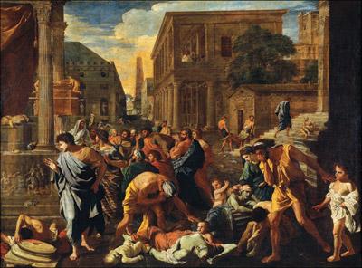 Prije pojave medicine bolesti i epidemije su bile iznimno česte